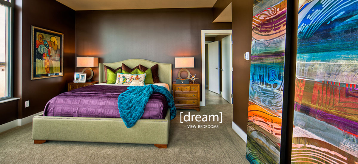 DREAM - View Bedrooms