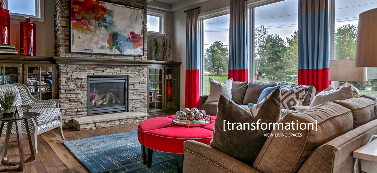 TRANSFORMATION - View Living Spaces